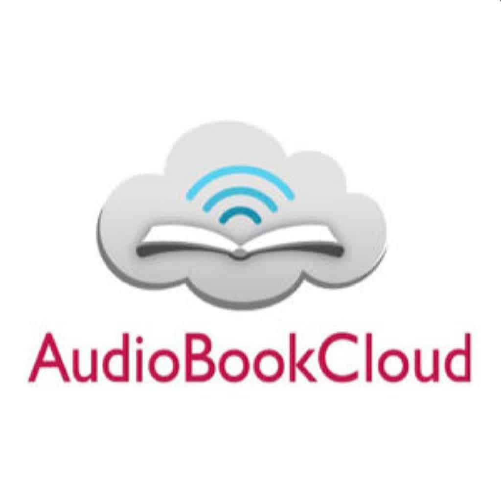 audiobook cloud icon