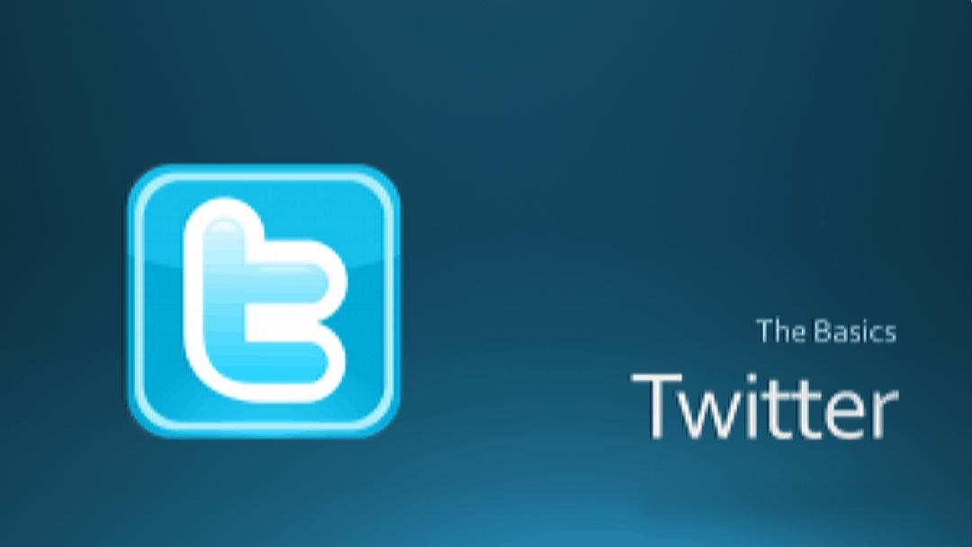 Twitter Basics Presentation