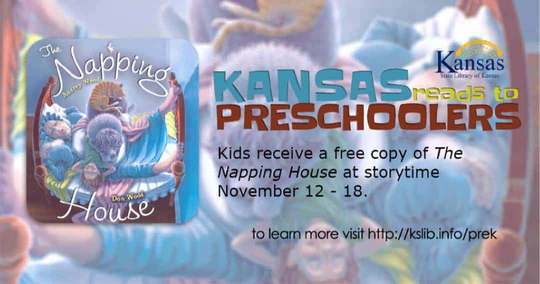 image of the book cover for The Napping House