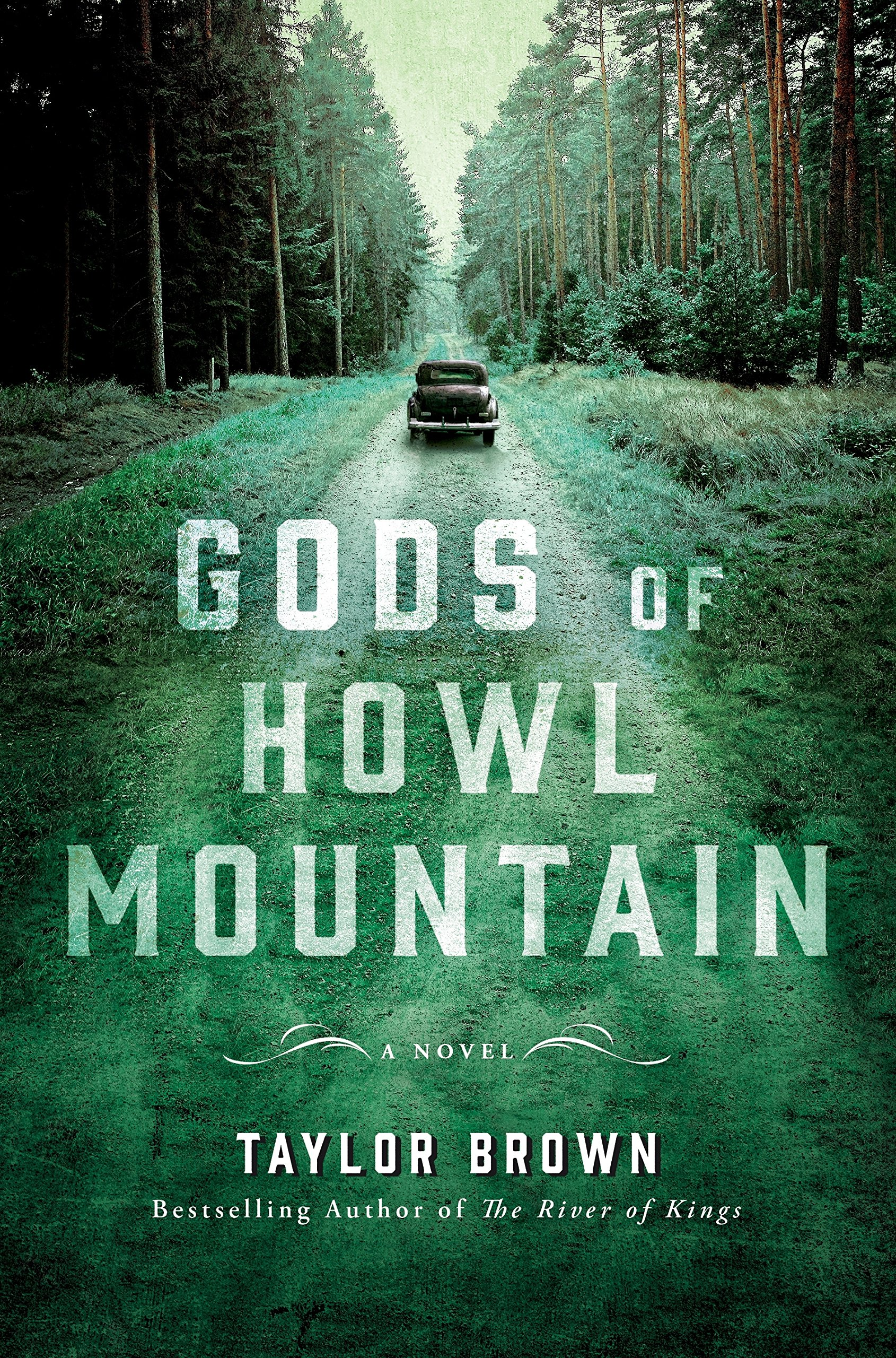 Cover of Gods of Howl Mountain by Taylor Brown